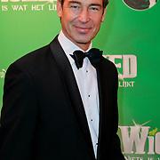 NLD/Scheveningen/20111106 - Premiere musical Wicked, Erik de Vogel