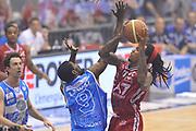 DESCRIZIONE :  Lega A 2014-15  EA7 Milano -Banco di Sardegna Sassari playoff Semifinale gara 7<br /> GIOCATORE : Moss David<br /> CATEGORIA : Low Tiro<br /> SQUADRA : EA7 Milano<br /> EVENTO : PlayOff Semifinale gara 7<br /> GARA : EA7 Milano - Banco di Sardegna Sassari PlayOff Semifinale Gara 7<br /> DATA : 10/06/2015 <br /> SPORT : Pallacanestro <br /> AUTORE : Agenzia Ciamillo-Castoria/A.Scaroni<br /> Galleria : Lega Basket A 2014-2015 Fotonotizia : Milano Lega A 2014-15  EA7 Milano - Banco di Sardegna Sassari playoff Semifinale  gara 7<br /> Predefinita :