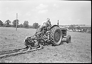World Ploughing Championship at Kilmacanogue, Co. Wicklow.<br /> 17.07.1962
