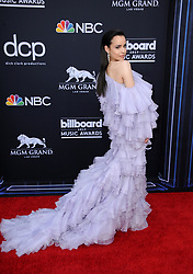 Sofia Carson at the 2019 Billboard Music Awards held at the MGM Grand Garden Arena in Las Vegas, USA on May 1, 2019.
