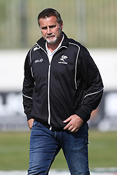 Sharks coach Robert du Preez during the Currie Cup premier division match between the Boland Cavaliers and The Sharks  held at Boland Stadium, Wellington, South Africa on the 19th August 2016<br /> <br /> Photo by:   Shaun Roy/ Real Time Images