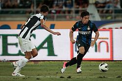 Bari (BA) 21.07.2012 - Trofeo Tim 2012. Inter - Juventus. Nella Foto: Nagatomo (I) e Masi (J)