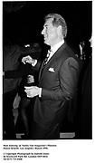 Man dancing  at Vanity Fair magazine's Phoenix House benefit. Los Angeles. March 1990.<br /><br />© Copyright Photograph by Dafydd Jones<br />66 Stockwell Park Rd. London SW9 0DA<br />Tel 0171 733 0108<br />Film.90187/18