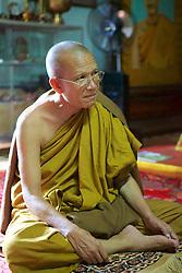 Preah-Ong Pien Sian (Head Monk Of Wat Bo)