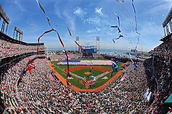 Opening Day, 2014 World Series Champion Giants