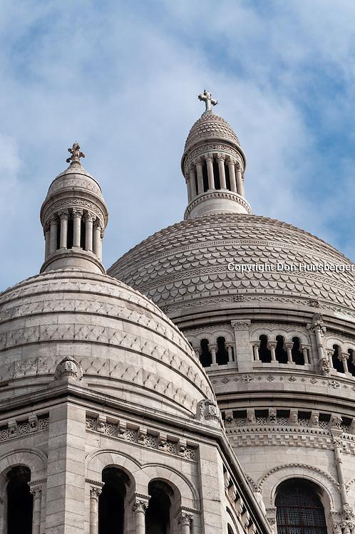 Montmartre, Paris, Sacré-Cœur