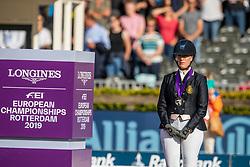 Silver medal, Individual Grade IV, Claeys Manon, BEL<br /> European Championship Para Dressage<br /> Rotterdam 2019<br /> © Hippo Foto - Dirk Caremans