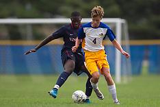 Rowan College at Gloucester County Mens Soccer vs Brookdale Community College - 12 September 2015