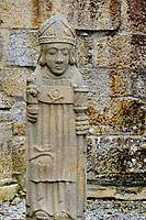 France, Finistère (29), Sizun, l'enclos paroissial // France, Finistère (29), Sizun, the parish enclosure