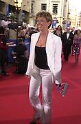 Caroline. BAFTA Television Awards, sponsored by the Radio Times, Grosvenor House. London. 13 May 2001. © Copyright Photograph by Dafydd Jones 66 Stockwell Park Rd. London SW9 0DA Tel 020 7733 0108 www.dafjones.com