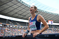 Esther Turpin (FRA) competes in Heptathlon Women during the European Championships 2018, at Olympic Stadium in Berlin, Germany, Day 4, on August 10, 2018 - Photo Photo Julien Crosnier / KMSP / ProSportsImages / DPPI