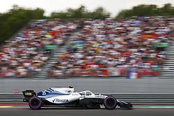 June 23, 2018 - Le Castellet, France - Motorsports: FIA Formula One World Championship 2018, Grand Prix of France, .#35 Sergey Sirotkin (RUS, Williams Martini Racing) (Credit Image: © Hoch Zwei via ZUMA Wire)