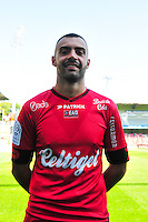 Laurent Dos Santos - 10.09.2015 - Portrait Officiel Guingamp - Ligue 1<br /> Photo : Philippe Le Brech / Icon Sport