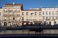Francia, Sète: Canale Reale.                 France, Sete: The Royal Canal.