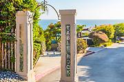 Table Rock Beach Entrance