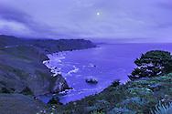 Pacific Coast, Mount Tamalpais State Park, Mill Valley, California