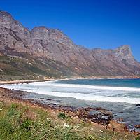 Africa, South Africa. Cape Peninsula Landscape.