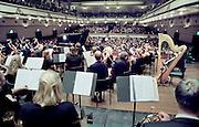 Nederland, Nijmegen, 5 Januari 2001.Nederlands studentenorkest in concertgebouw de Vereeniging.Foto: Flip Franssen/Hollandse Hoogte