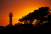 Phare de Biarritz Sunset