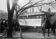 Street Car 1915. Susan B. Anthony Pageant