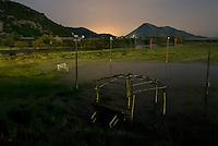 Near Lake Skadar, Montenegro