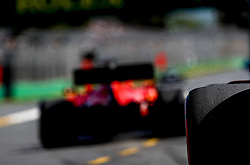 March 15, 2019 - Melbourne, Australia - Motorsports: FIA Formula One World Championship 2019, Grand Prix of Australia, ..Pirelli, tire, tires, tyre, tyres, wheel, wheels, Reifen, Rad, feature  (Credit Image: © Hoch Zwei via ZUMA Wire)