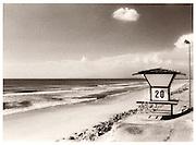 Lifeguard Tower 20 in Huntington Beach