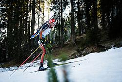 Vanessa Hinz (GER) during Women 12.5 km Mass Start at day 4 of IBU Biathlon World Cup 2015/16 Pokljuka, on December 20, 2015 in Rudno polje, Pokljuka, Slovenia. Photo by Ziga Zupan / Sportida