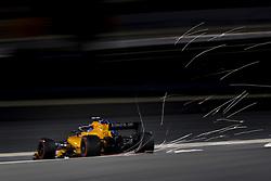 April 7, 2018 - Sakhir, Bahrain - ALONSO Fernando (spa), McLaren Renault MCL33, action during 2018 Formula 1 FIA world championship, Bahrain Grand Prix, at Sakhir from April 5 to 8  (Credit Image: © Hoch Zwei via ZUMA Wire)