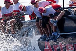AUDI MedCup Cartagena, Spain, 29th August 2010,  trofeo Caja Mediterraneo, Region de Murcia (24 - 29 August 2010) © Sander van der Borch / Artemis