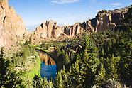 Smith Rocks, Oregon Photos - climbing, scenics