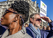 People's Vote march for new Brexit referendum, London, UK. 20th October, 2018.