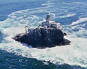 ackroyd C03471-9  Tillamook Lighthouse, Cannon Beach, Oregon, May 20, 1973