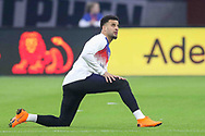 England defender Kyle Walker in warm up during the Friendly match between Netherlands and England at the Amsterdam Arena, Amsterdam, Netherlands on 23 March 2018. Picture by Phil Duncan.