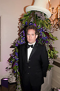 TOM HOLLANDER, The Surrealist Ball in aid of the NSPCC. Hosted by Lucy Yeomans and Harry Blain. Banqueting House. Whitehall. 17 March 2011. -DO NOT ARCHIVE-© Copyright Photograph by Dafydd Jones. 248 Clapham Rd. London SW9 0PZ. Tel 0207 820 0771. www.dafjones.com.