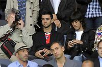 FOOTBALL - FRENCH CHAMPIONSHIP 2011/2012 - L1 - PARIS SG v FC LORIENT - 06/08/2011 - PHOTO JEAN MARIE HERVIO / DPPI - JAVIER PASTORE (NEW PSG PLAYER)