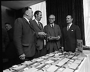 Ranks Ireland Hovis Competition Launched.24/02/1971