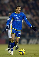 Photo: Glyn Thomas.<br />West Bromwich Albion v Tottenham Hotspur. The Barclays Premiership. 28/12/2005.<br />Spurs' Jermaine Jenas.
