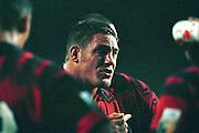 Mark Hammett, Canterbury Crusaders, Super 12 Rugby Union. 1999. © Copyright Photo: Scott Barbour / www.photosport.nz
