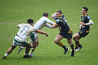 Rugby Union - 2020 / 2021 Gallagher Premiership - Round Eight - Wasps vs Northampton Saints - Ricoh Stadium<br /> <br /> Wasps' Jimmy Gopperth in action during this afternoon's game.<br /> <br /> COLORSPORT/ASHLEY WESTERN