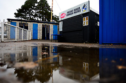 A general view of the closed turnstiles at the memorial stadium due to the corona virus pandemic  - Mandatory by-line: Dougie Allward/JMP - 03/10/2020 - FOOTBALL - Memorial Stadium - Bristol, England - Bristol Rovers v Northampton Town - Sky Bet League One