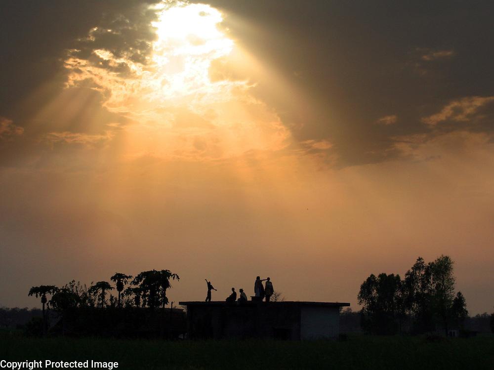 Shyumpar Village, India<br /> Photo by Shmuel Thaler <br /> shmuel_thaler@yahoo.com www.shmuelthaler.com