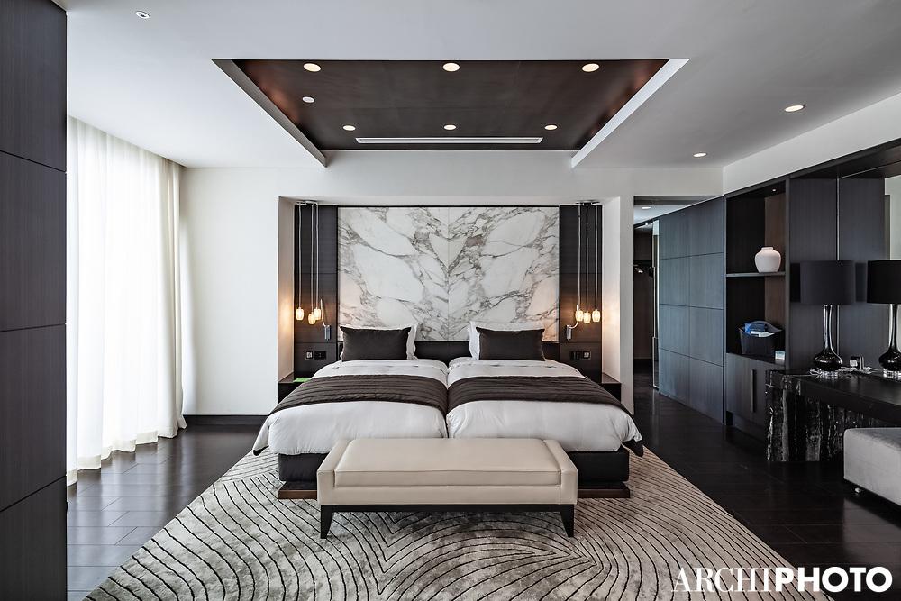 AS. Architecture-Studio • Rotana Hotel, Amman, Jordan • The Royal Suite