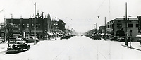 1930 Looking south on Larchmont Blvd. at Beverly Blvd.