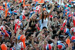 Público no show do Armandinho no Planeta Atlântida 2013/SC, que acontece nos dias 11 e 12 de janeiro no Sapiens Parque, em Florianópolis. FOTO: Jefferson Bernardes/Preview.com