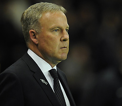 Wolverhampton Wanderer Manager, Kenny Jackett - Photo mandatory by-line: Dougie Allward/JMP - Mobile: 07966 386802 - 01/10/2014 - SPORT - Football - Wolverhampton - Molineux Stadium - Wolverhampton Wonderers v Huddersfield Town - Sky Bet Championship