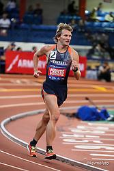 2020 NYRR Millrose Games<br /> New York, NY  2020-02-08<br /> Mens Mile Walk, USATF Champion, Newfeel,