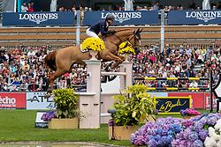 Rozier Philippe, FRA, Venezia D'Ecaussinnes<br /> Jumping International de La Baule 2019<br /> © Hippo Foto - Dirk Caremans<br /> Rozier Philippe, FRA, Venezia D'Ecaussinnes