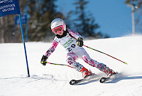 BWL Qualifier Gunstock for J6, J5, J4, giant slalom February 26, 2012.