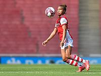 Football - 2021 / 2022 Women's Super League - Arsenal vs Chelsea - Emirates Stadium - Sunday 5th September 2021<br /> <br /> Arsenal Women's Nikita Parris.<br /> <br /> COLORSPORT/Ashley Western